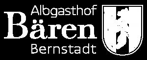 Logo Albgasthof Bären