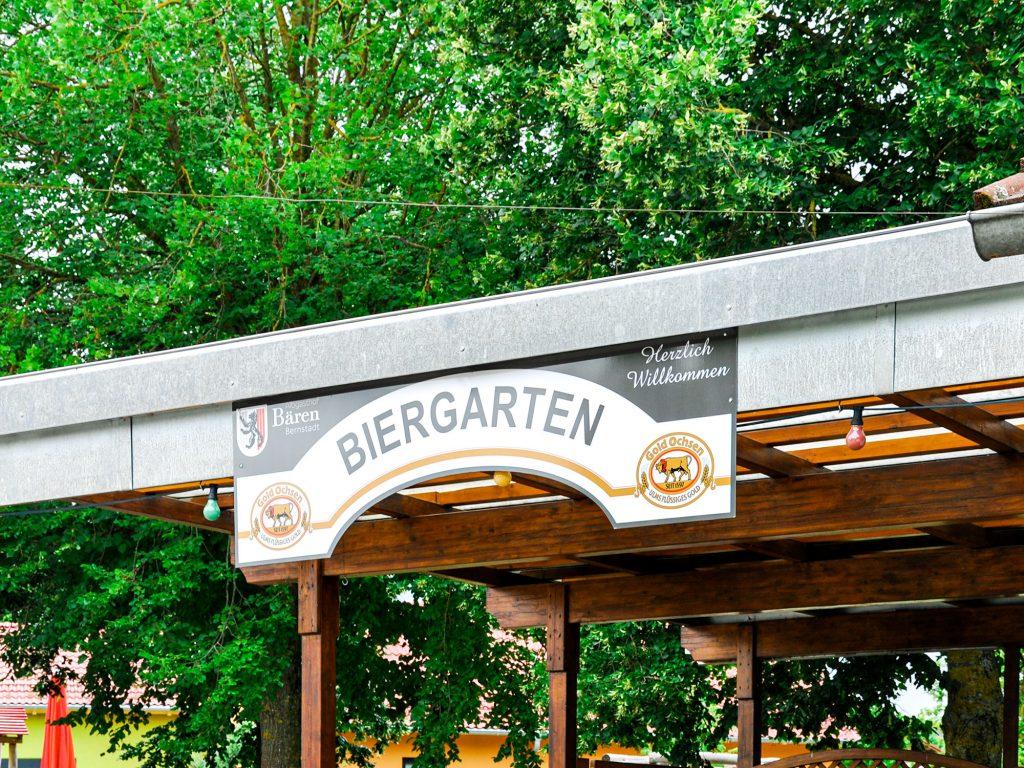 Albgasthof Bären Biergarten